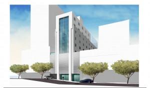 Projeto arquitetônico da nova sede AFBDMG